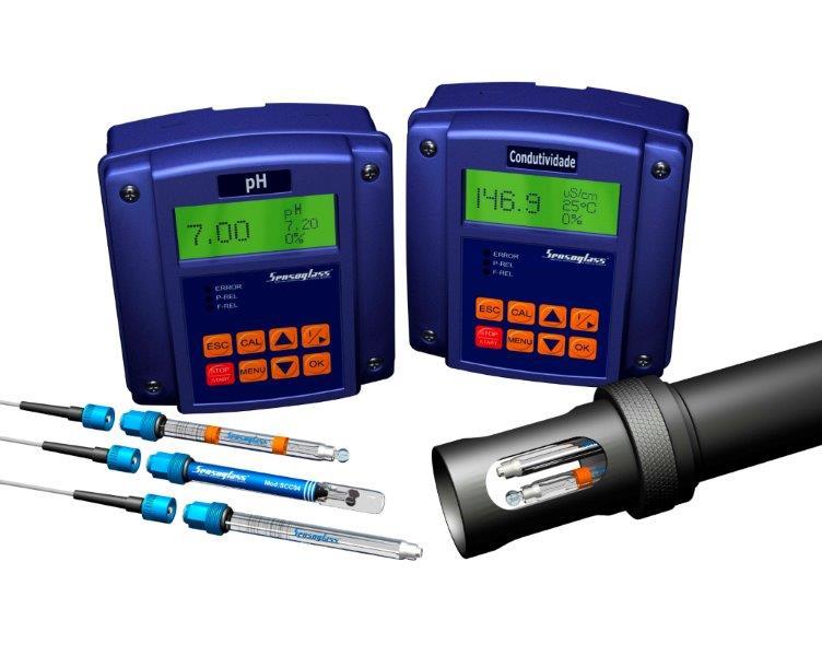PHmetro industrial